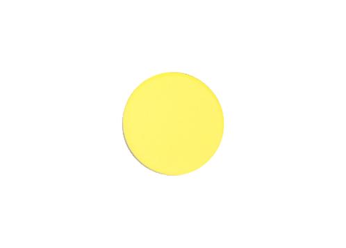 Yellow Matte Eyeshadow Pan