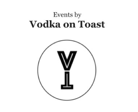 Events by Vodka on Toast