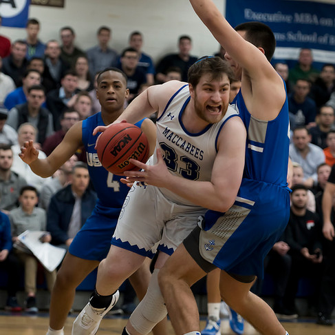Gameday Preview-- NCAA First Round: #13 Men's Basketball vs. WPI-3/6/20
