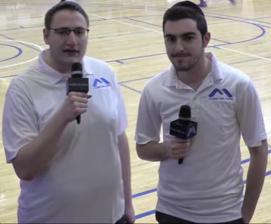 Yehoshua Segal and Jacob Dauer