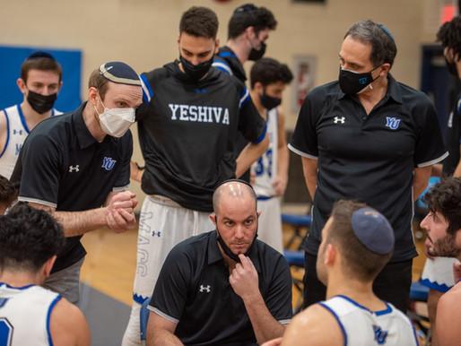 Yeshiva #2 in D3 Preseason Poll; Best Ranking in Program History