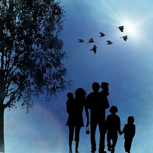 Unir le masculin & le féminin par la guérison des ancêtres