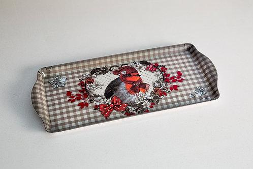 Robin Design Tea Time Tray