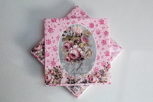 Thousand Roses Paper Napkins