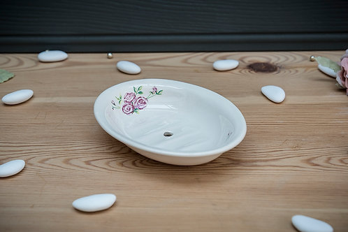Oval Soap Dish
