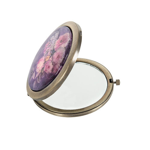 French Designed Compact Mirror