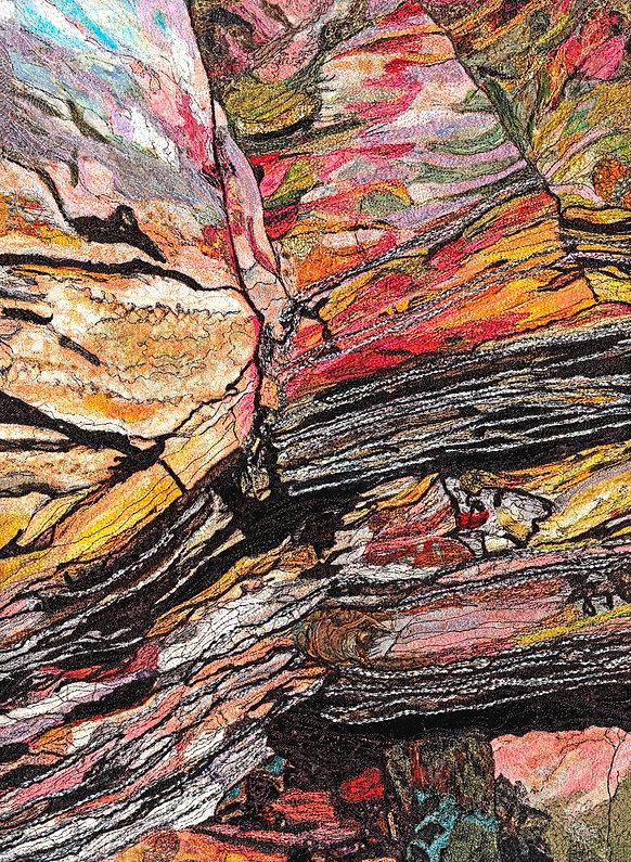 4 Carol Coleman Scarborough Rock V.  201