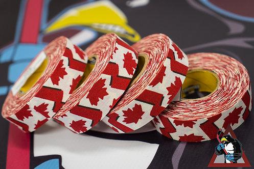 Лента хоккейная Howies 25мм х 18м флаг Канада