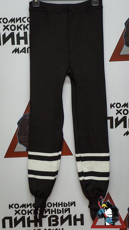 Рейтузы хоккейные вязанные YTH в ассортименте