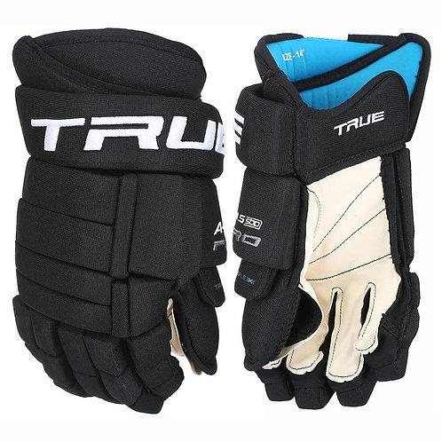 "Перчатки TRUE A4.5, синие, размер 12"""