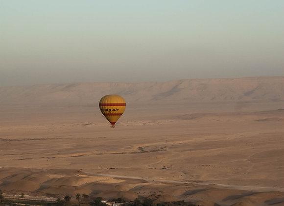 Balões em Luxor