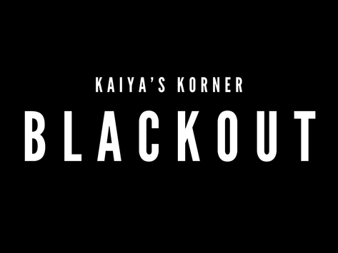 Economic Blackout: Why We Need It