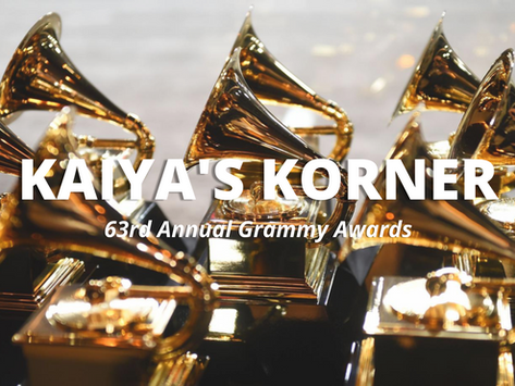 63rd Annual Grammy Awards