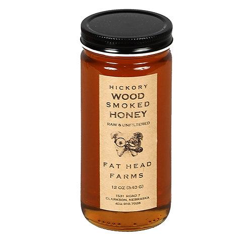 Fat Head Farms Hickory Wood Smoked Honey