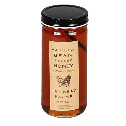 Fat Head Farms Vanilla Bean Honey