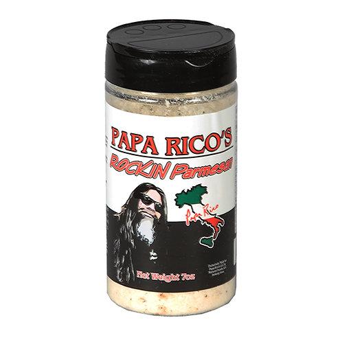 Papa Rico's Rockin Parmesan Cheese