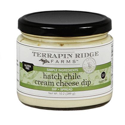 Terrapin Hatch Chile Cream Cheese Dip