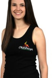 Ladies Tank Top Non-Ribbed