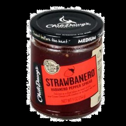Strawbanero Pepper Spread