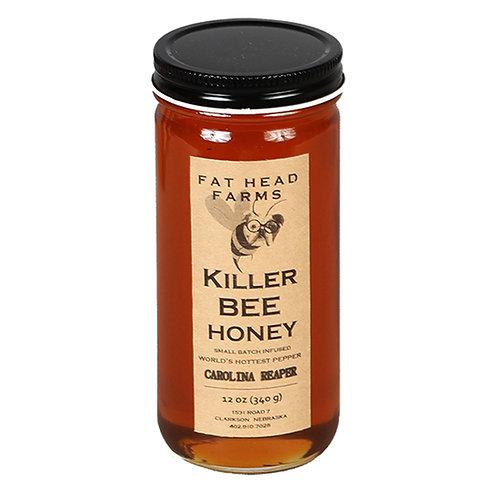Fat Head Farms Carolina Reaper Honey