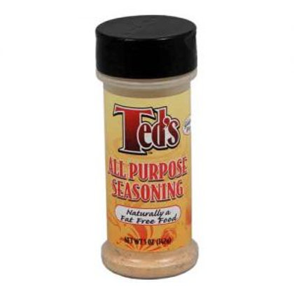 Ted's All Purpose Seasoning