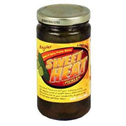 Sweet Heat Pickles