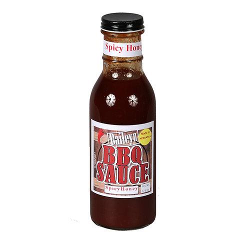 Baileyz Spicy Honey BBQ Sauce