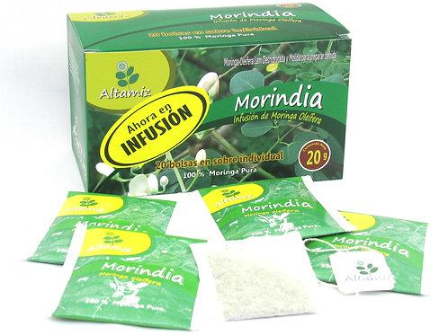 Caja de infusión (20 bolsas)