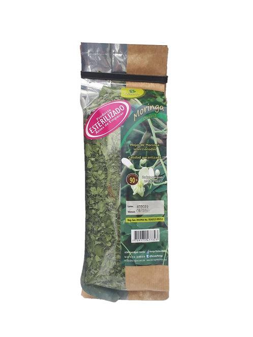Bolsa de 90 gramos de hoja de moringa