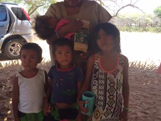 MORINGA PARA LA GUAJIRA (COMBATIENDO LA DESNUTRICIÓN CON LA FUNDACIÓN NUTRIDO SER)