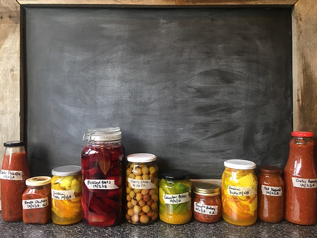 Five Ways To Store Produce Without (New) Plastic
