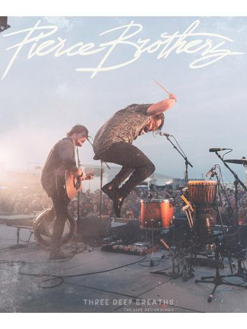 Pierce Brothers - Three Deep Breaths (Live Album)
