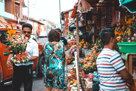 Flower Shop in San Cristobal