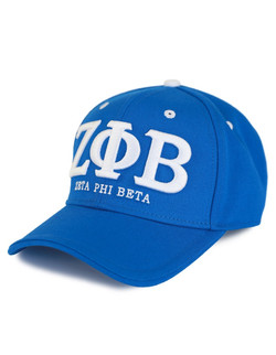 Zeta Baseball Cap