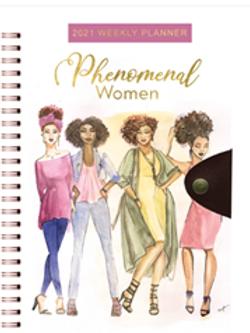 Phenomenal Women 2021 Weekly Planner
