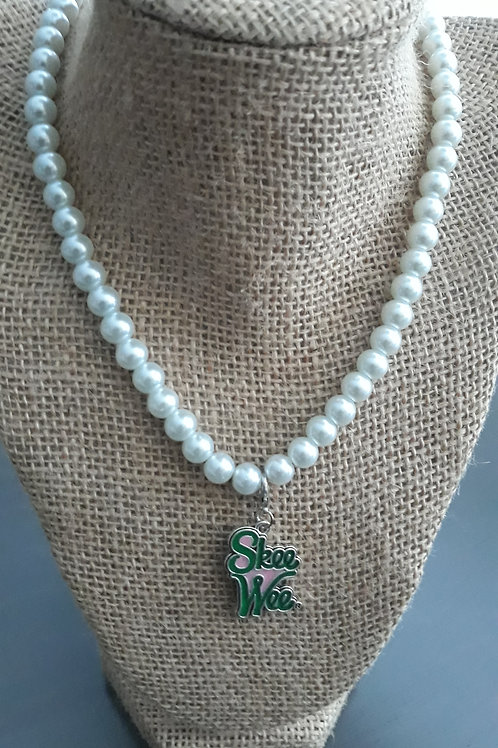 Skee Wee Pearl Necklace Set