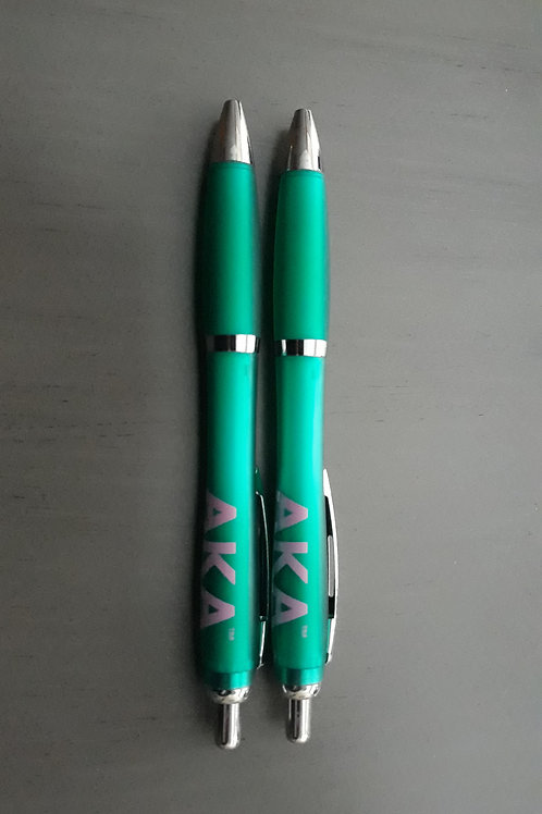 AKA Black Ballpoint Pen