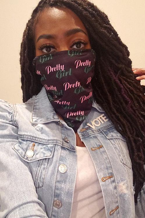 Pretty Girl Neck Gaiter