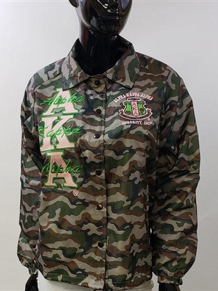 Camo AKA Line Jacket