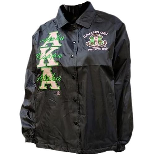 Black AKA Line Jacket