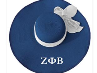 Zeta Floppy Sun Hat