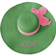 AKA Green Floppy Sun Hat