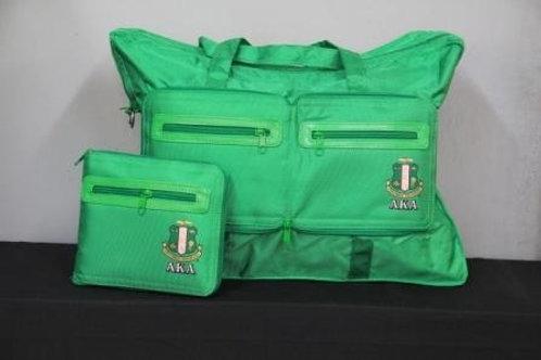 AKA Nylon Travel Bag