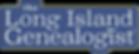 The Long Island Genealogist