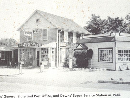 What happened to the Delicatessens of Suffolk County?