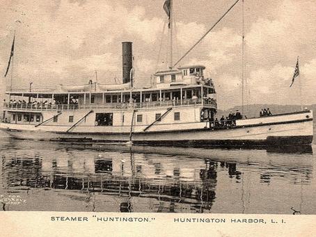 The Steamer Huntington