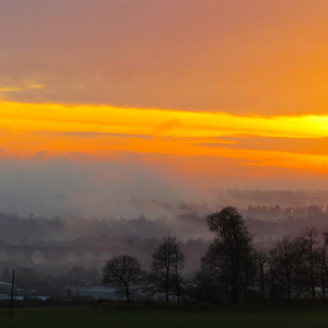 Linlithgow Sunset