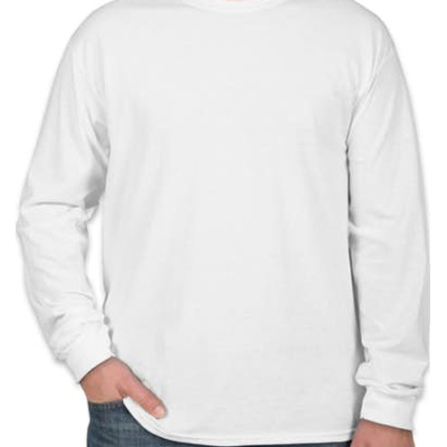 ADULT Long Sleeve T-Shirt - WITH PERSONALIZATION