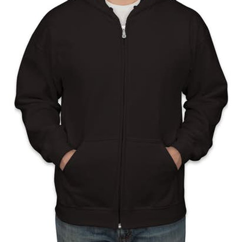 ADULT Zip-up Hoodie -WITH PERSONALIZATION