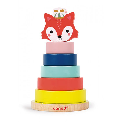 EMPILABLE RENARD BABY FOREST - JANOD